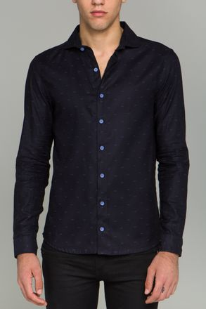 Camisa-Antix-Azul