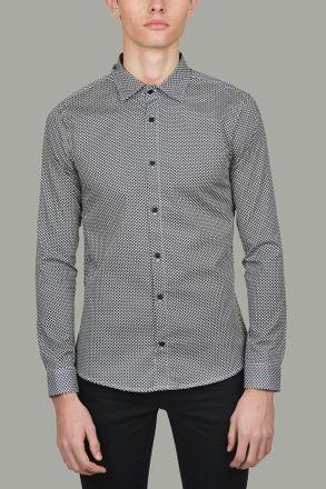 Camisa-Angaro-Gris