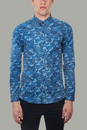 Camisa-Ml-Amufla-Azul