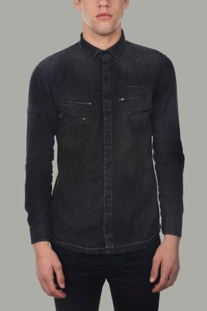 Camisa-Albion-Negro