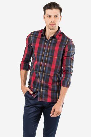 Camisa-Amaranto-Rojo