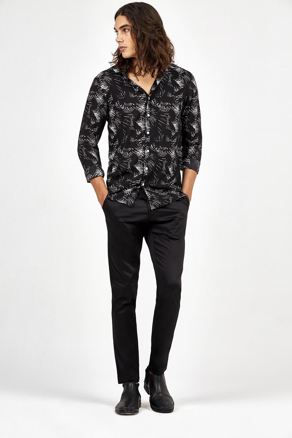 Camisa Arly Negro