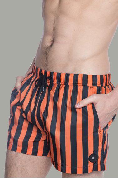 Short-de-Baño-Karay-Naranja