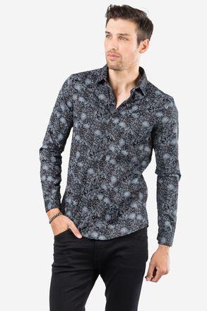 Camisa-Adelfia-Negro
