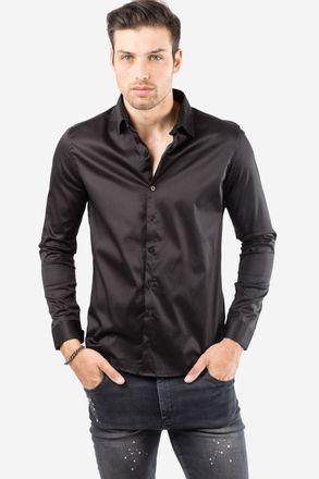 Camisa-Axon-Negro
