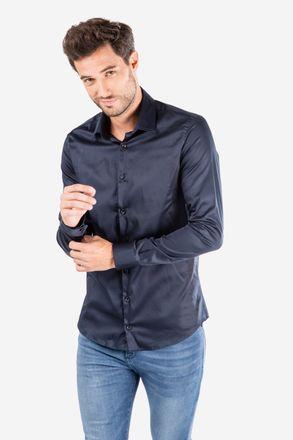 Camisa-Axon-Azul