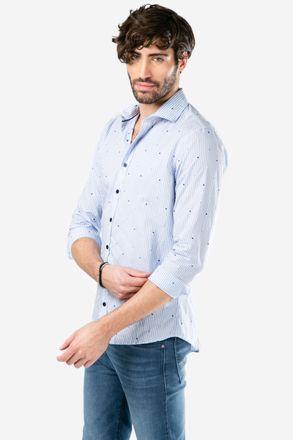 Camisa-Amagna-Celeste-