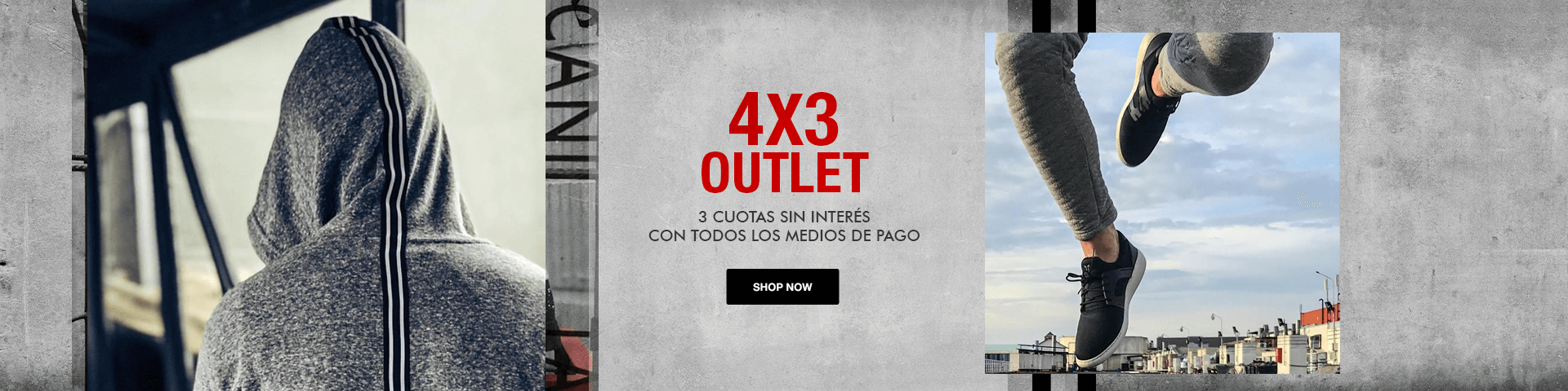 Outlet 4X3
