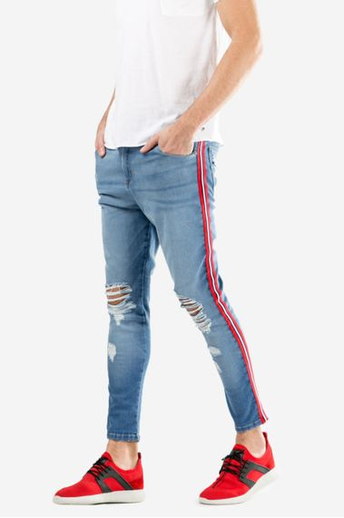 Jean-Straight-Slim-Torrisey-Azul-