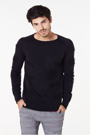 Sweater-Dotur-Negro-