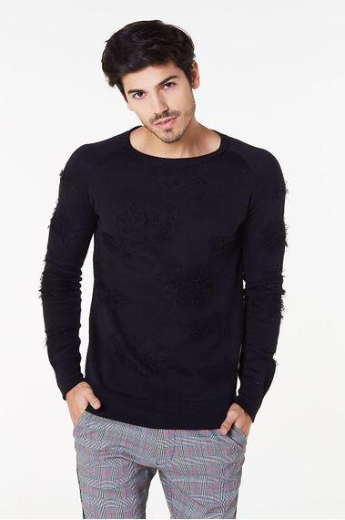 Sweater-Dotur-Negro-