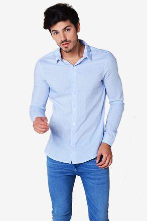 Camisa-Arks-Azul-