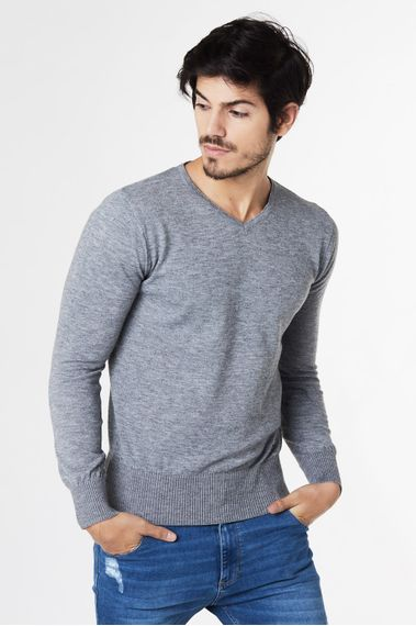 Sweater-Droper-Melange-