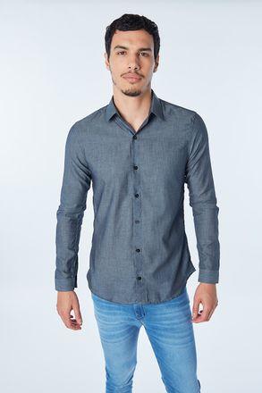 Camisa-Azer-Gris