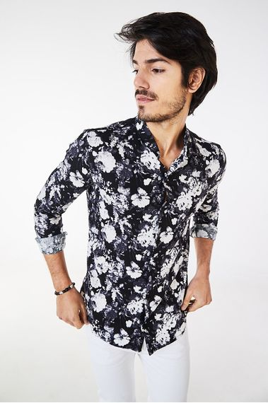 Camisa-Apomi-Negro