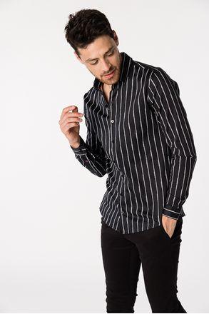Camisa-Atenay-Negro