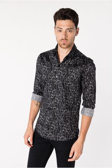 Camisa-Aux--Negro