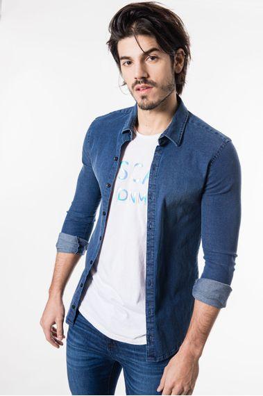 Camisa-Amuette-Azul