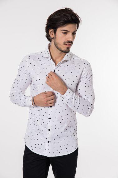 Camisa-Asnier-Blanco