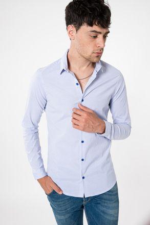 Camisa-Ml-Adding-Celeste