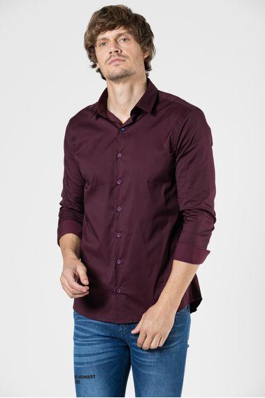 Camisa-Arigi-Plus-Bordo
