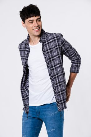 Camisa-Achevela-Gris